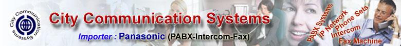 City Communication Systems