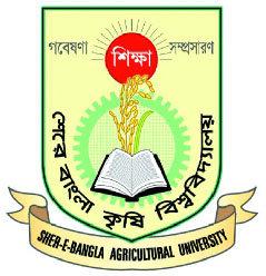 Sher-e-Bangla Agricultural University