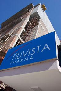 Nuvista Pharma Ltd