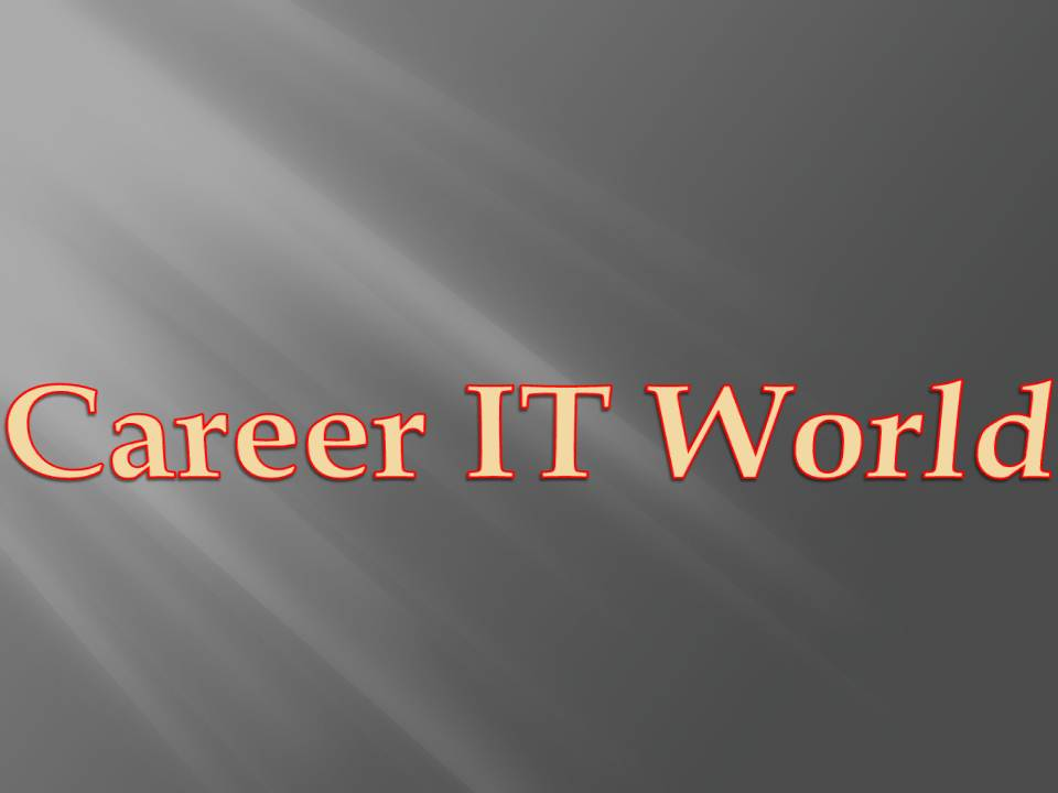 Career IT World
