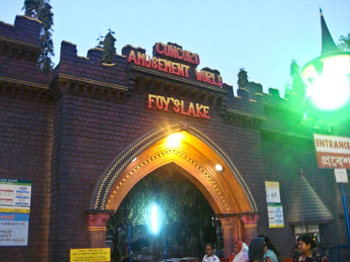 Foy's Lake Amusement World