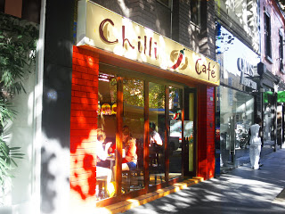 Chilli Cafe